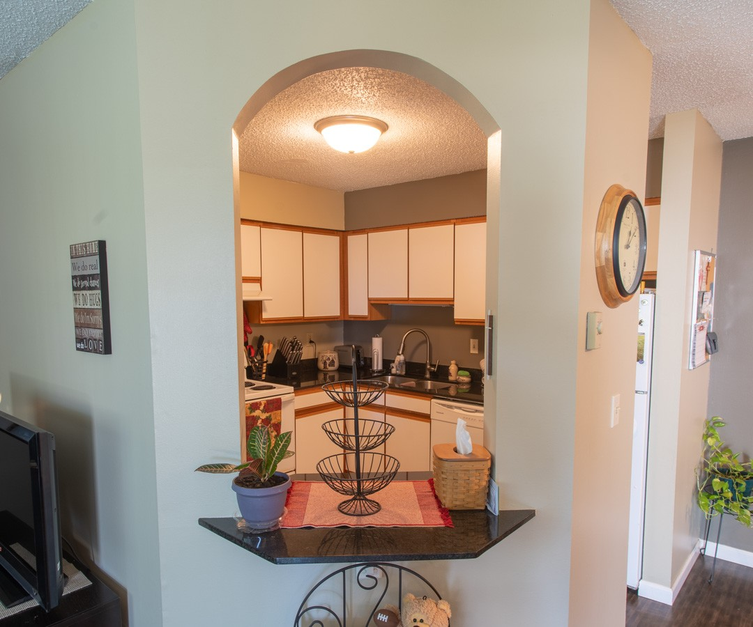 Shannon Glen Townhomes kitchen